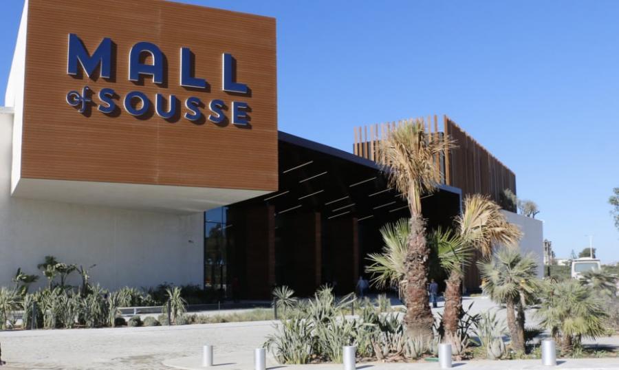"""Photo of سوسة بعد أن كان مقررا ليوم 11 ماي : """" Mall of Sousse """" يؤجّل إعادة فتح أبوابه"""
