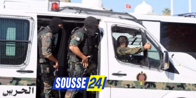 Photo of سوسة: حملة أمنية بمرجع نظر منطقة الحرس الوطني بسوسة