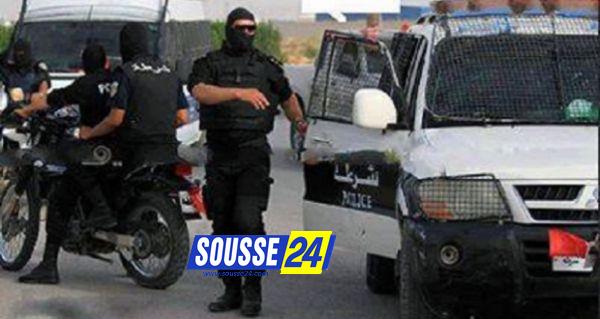 Photo of سوسة الجنوبية: إلقاء القبض على 14 شخصا مفتش عنهم
