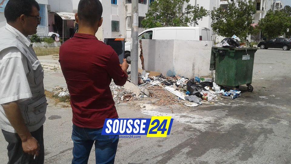 Photo of بلدية سوسة : انطلاق العمل باللوحة الرقمية من أجل مدينة ذكية نظيفة و جميلة
