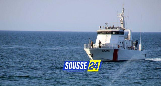 Photo of سوسة: هرقلة ضبط 19 شخص على متن مركب بصدد محاولة اجتياز الحدود البحرية خلسة