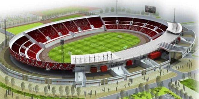 Photo of سوسة: وزارة الرياضة ترصد إعتمادات  إضافية للملعب الأولمبي بسوسة
