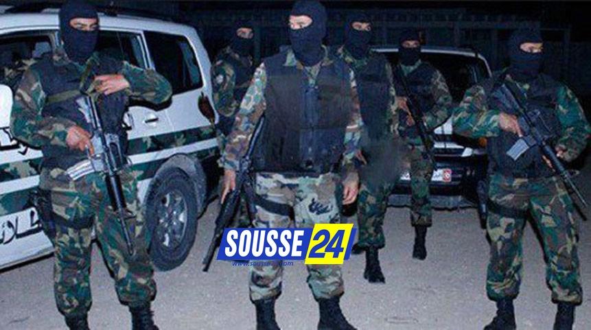 Photo of المهدية: إيقاف 22 شخصا مفتشا عنهم خلال حملة أمنية
