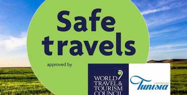 Photo of المجلس العالمي للسياحة يمنح تونس تصنيف بلد آمن Safe Travels