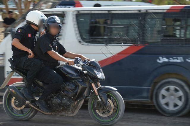 Photo of سوسة: إيقاف 62 شخصا مفتش عنهم وحجز 39 درّاجة ناريّة خلال حملة أمنية واسعة