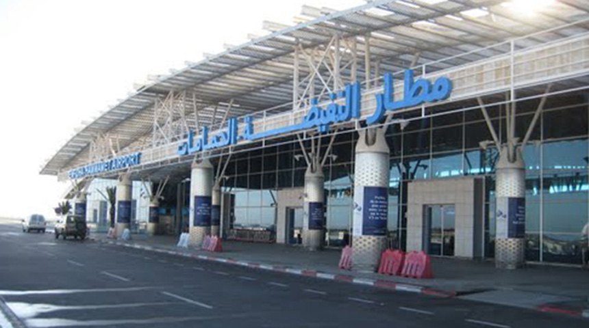 Photo of سوسة: مطار النفيضة الدولي يستقبل أوّل رحلة سياحية