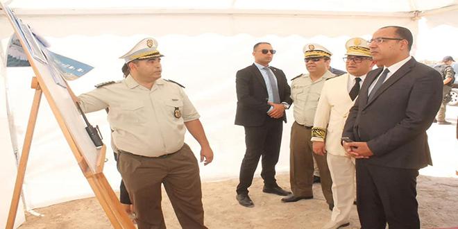 Photo of وزير الداخلية يتابع المنظومة الأمنية بولاية المنستير