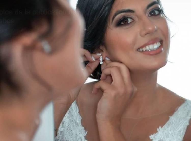 Photo of البطلة عزة بسباس تحتفل بزفافها ..( صور )