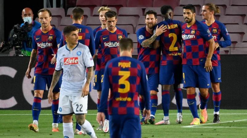 Photo of برشلونة: يضرب موعدا مع بايرن ميونيخ في الدور ربع النهائي دوري ابطال أوروبا