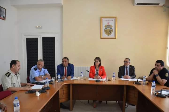 Photo of سوسة : اللجنة الجهوية لمجابهة الكوارث تتخذ جملة من الإجراءات الهامة