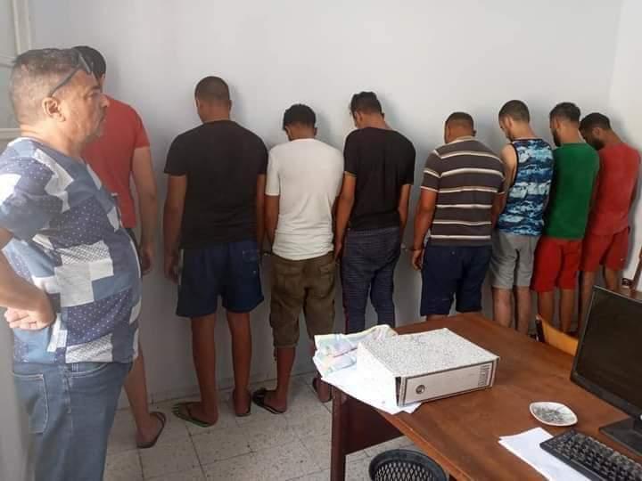 "Photo of إيقاف 8 أشخاص على خلفية مقتل الشاب ""مروان"" أصيل حي الرياض سوسة بجهة سيدي منصور"