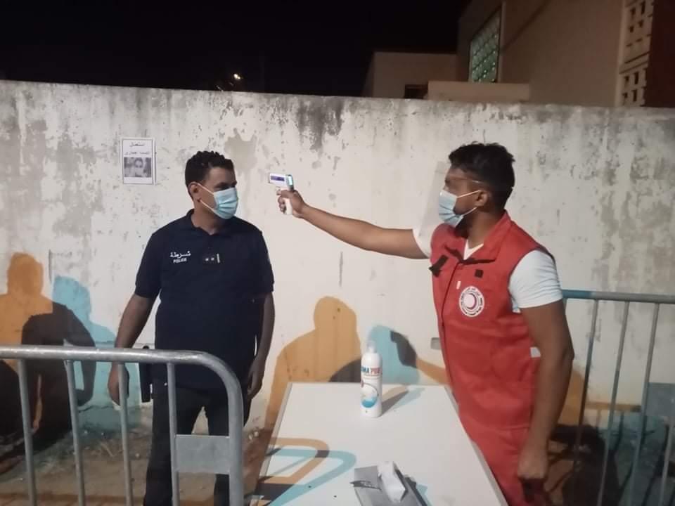 Photo of النفيضة: الهادي دنيا في افتتاح المهرجان الصيفي وتطبيق كامل للبروتوكول الصحي