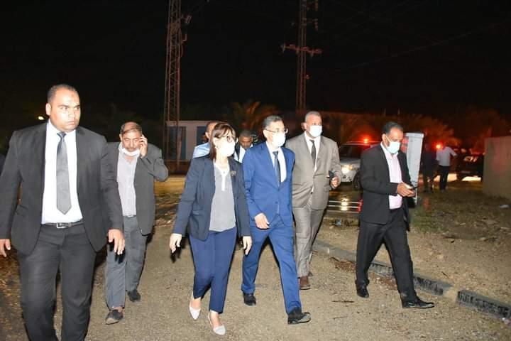 Photo of سوسة: زيارة ميدانية لوزير الداخلية والية للمنطقة الصناعية بسيدي الهاني