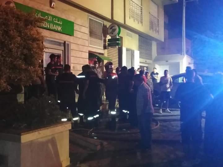 Photo of سوسة كوشت البيليك اندلاع حريق في مأوى سيارات بإحدى العمارات التفاصيل