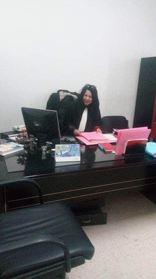 Photo of سوسة:وفاة سميرة مبروك الكاتبة الأولى بمحكمة الاستناف بسوسة