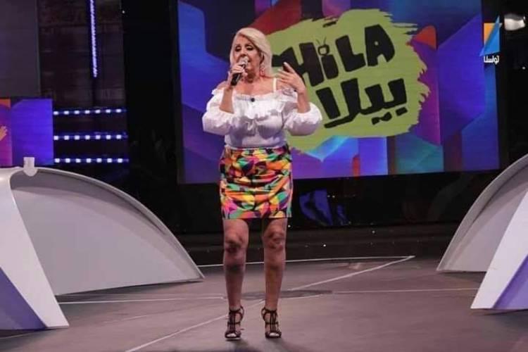"Photo of أنا خلّوني نعرّي و نشطح"" ليليا الدهماني ""تعرّي"" رسميا"
