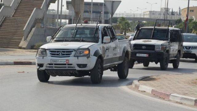 Photo of سوسة:القلعة الصغرى  حملة أمنية تسفر عن إيقاف عدد من المفتش عنهم