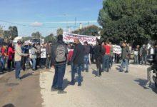 Photo of النفيضة: مسيرة احتجاجية أثر وفاة مريم و المطالبة   بالتنمية وبالتشغيل