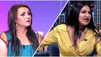 """Photo of نجلاء التونسية تهاجم وردة الغضبان: """"حصاني مشهور أكثر منك""""! فيديو"""